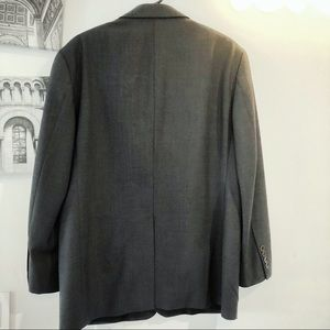 Brooks Brothers Suits & Blazers - Brooks Brothers 346 Men's Jacket charcoal gray